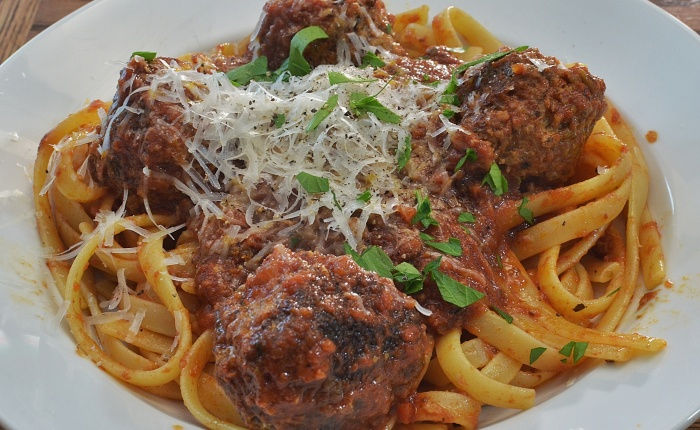 On Food and Dying: Upping the Meatballs